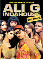 Ali G Indahouse: The Movie DVD COMPLETE WITH CASE & COVER ART BUY 2 GET 1 FREE