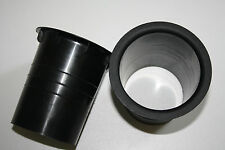 2x Bassreflexrohr 95 mm Innendurchmesser, 130 mm lang , (1 Paar )