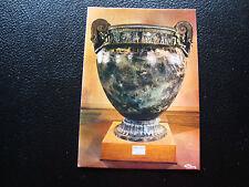 FRANCE- carte postale musee de chatillon-sur-seine (bronze) (cy40) french