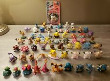 Tomy Pokemon CGTSJ Generation 1 Lot - 64 Figures