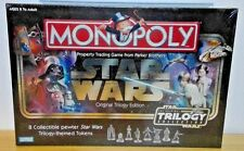 MONOPOLY Star Wars Original Trilogy Edition Board Game New Factory Sealed