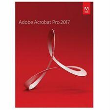 ADOBE ACROBAT PRO DC 2017 MAC MULTILINGUAL - LIFETIME ACTIVATED