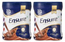 Ensure Balanced Adult Nutrition Health Drink - 400g (Chocolate) (pack of 2)