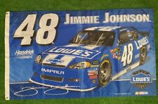 New listing Jimmie Johnson 3' X 5' Banner Flag