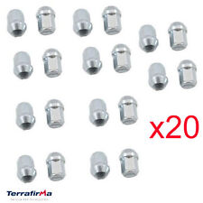 LAND ROVER WHEEL NUTS SET x20 RANGE P38 DISCOVERY II TFRVSNUTD2 TF