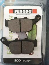 Rear brake pads FERODO Triumph Daytona 650 2005 FDB531EF