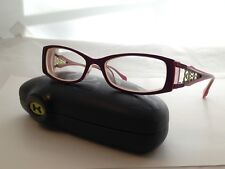 KOALI 6463K GA208 Morel France Eyeglasses Frame 50-16-135 Ladies Purple & Case