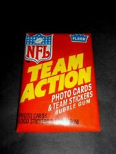 Packets 1991 Fleer NBA Basketball Player Photos Cards