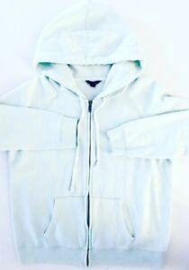 American Eagle Junior's/Women's Hoodie Sweatshirt W/Full Zipper Size:Large