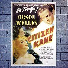 Poster Citizen Kane - Quarto Potere - Orson Welles - Formato: 70x100 CM