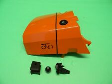 STIHL CHAINSAW MS441 TOP CYLINDER COVER SHROUD # 1138 080 1653 NEW OEM --- UP545