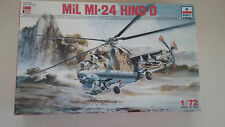 1/72 scale Esci / Ertel  Russian  Mil MI-24 Hind - D  Modern Russian helicopter