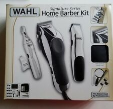 Wahl Clipper Home Barber Clipper Kit with hair clipper, beard trimmer