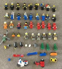 Lego Minifigures lot and accessories- 36 Figures and MORE!