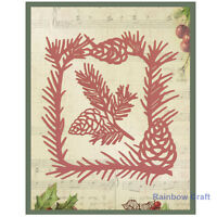 Couture Creations Christmas Dies Collection - Conifer Frame