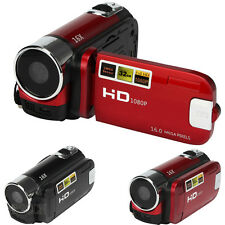 "2.7"" TPT LCD Camera HD 1080P 16M 16X Digital Zoom Video Camcorder LED Camera DV"