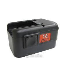 3.3AH 3300mAh Ni-Mh 18V Battery for MILWAUKEE 48-11-2200 48-11-2230 48-11-2232