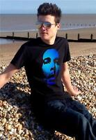 BOB MARLEY - MISTY MORNING - Reggae legend KAYA mens beach T-Shirt all sizes