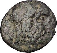 TERMESSOS MAJOR in PISIDIA 51BC Zeus Horse Authentic Ancient Greek Coin i47178
