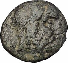 TERMESSOS MAJOR in PISIDIA 51BC Zeus Horse Authentic Ancient Greek Coin i47178
