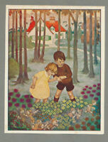 A. A. Milne Illustrated Fairy Tale G. K. Chesterton 1924 First Edition