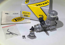 Irvine 40 Rear Exhaust R/C Radio Control Model Engine Motor - New in Box