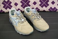 ASICS Gel Kayano Trail TRAINERS Shoes EUR 39  UK 5.5 Sand / Ice Grey H54SK