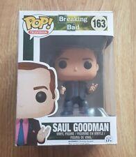 Breaking Bad - Saul Goodman Funko Pop #163 Vinyl Figure