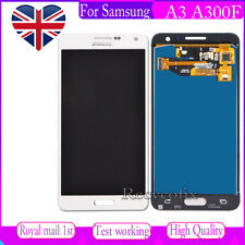 For Samsung Galaxy A3 A300F Screen Replacement LCD Touch Display Digitizer White