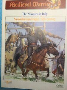 DEL PRADO #19 THE NORMANS IN ITALY SICULO-NORMAN KNIGHT 12TH CENTURY BOOKLET