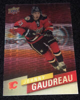 15/16 Upper Deck Tim Hortons Franchise Force #FF-4 Johnny Gaudreau Calgary Flame