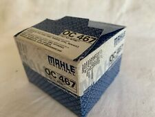 Mahle Oil Filer OC467 fits Renault Clio Mk2,/3 1.5 Dci OE  New boxed free P&P