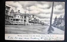 OCEAN CITY N.J. 1908 WESLEY AVENUE FROM 9th STREET