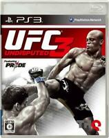 PS3 UFC Undisputed 3 Japan PlayStation 3