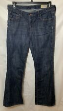Womens Gap Size 12R 1969 Jeans Flare Medium Wash