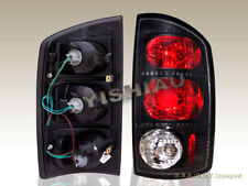 02 03 04 05 06 Dodge Ram Altezza Tail Lights Lamp G2 NEW Dark Smoke