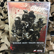 New Derder Psp & Nppl Paintball Events Dvd - Bring Out Your Dead