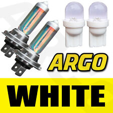 H7 XENON SUPER WHITE 499 HEADLIGHT BULBS 12V CHEVROLET CAPTIVA