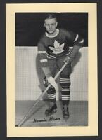 1934-44 Beehive Group I Toronto Maple Leafs Photos #335A Normie Mann