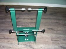 Motorcycle Wheel Truing Stand-Universal fit to English, Japanese, Harley Wheels.