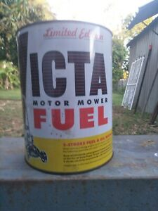 victa motor mower fuel can