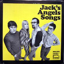 LP / JACK'S ANGELS / AUSTRIA BEAT 60er / ORIG.MONSTER / ARCHIV COPY / RARITÄT /