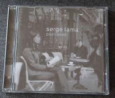 Serge Lama, pluri elles, CD