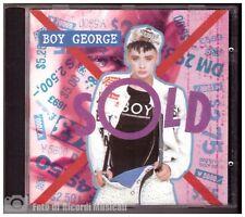 BOY GEORGE - SOLD  Virgin 1987 CDV2430
