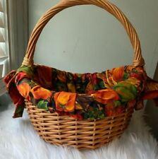 Fall themed basket