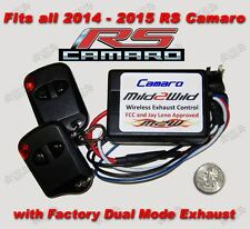2014 - 2015 Camaro RS Mild 2 Wild Dual Mode NPP Exhaust Control - FREE Shipping