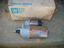 1976 77 78 79 80 81 Chevette Acadian 1.4 1.6 NOS GM Delco Remy Starter 1109522