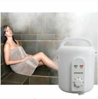 Sauna Steam Generator Machine Portable Bath Heater Free shipping 110v or 220v