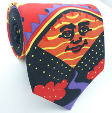 Beatles Neck Tie Good Day Sunshine 100% Silk