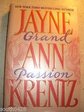 Grand Passion by Jayne Ann Krentz (1994, Hardcover)